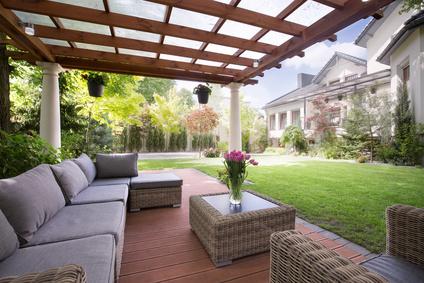 terrassen berdachung material baurecht preise. Black Bedroom Furniture Sets. Home Design Ideas